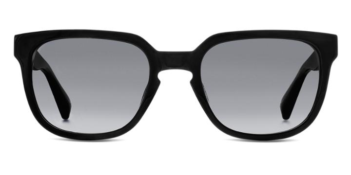Warby Parker Sunglasses - Abel In Jet Black