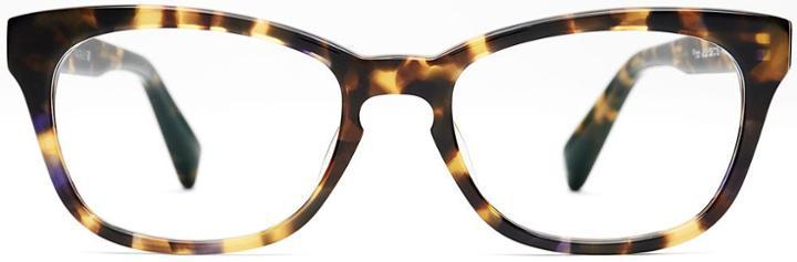 Warby Parker Eyeglasses - Finch In Violet Magnolia