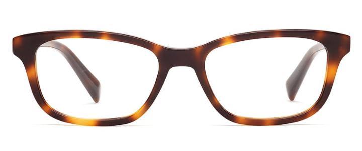 Warby Parker Eyeglasses - Upton In Oak Barrel