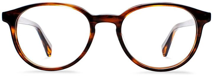 Warby Parker Eyeglasses - Watts In Sugar Maple