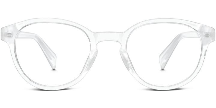 Warby Parker Eyeglasses - Percel In Crystal