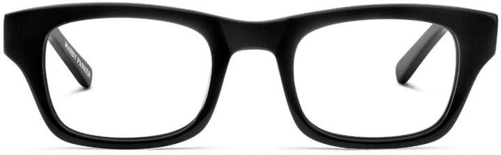 Warby Parker Eyeglasses - Huxley In Jet Black