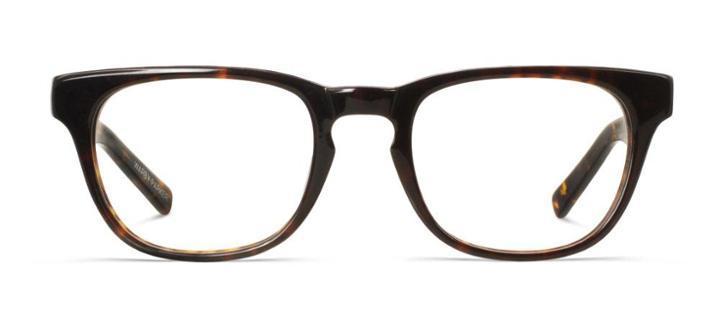 Warby Parker Eyeglasses - Preston In Whiskey Tortoise