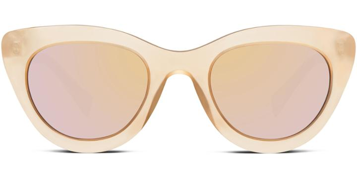 Warby Parker Sunglasses - Dorothy In Melon