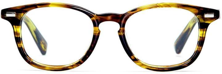 Warby Parker Eyeglasses - Chandler In Olivewood