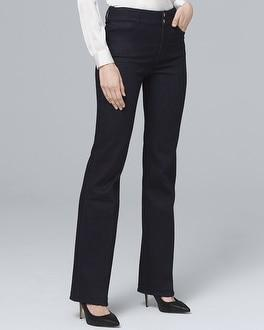White House Black Market High-rise Trouser Jeans