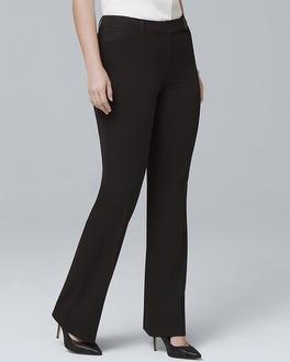 White House Black Market Curvy-fit All-season Slim Bootcut Pants