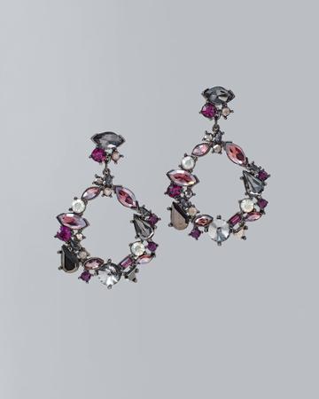 White House Black Market Women's Statement Earrings