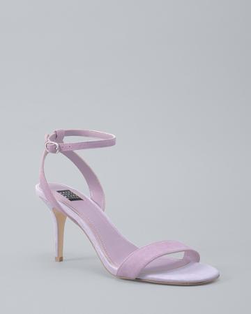 White House Black Market Women's Strappy Heels