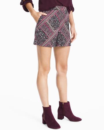 White House Black Market Women's 4-inch Soft Shorts