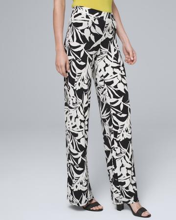 White House Black Market Women's Jersey Knit Pants
