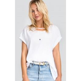 Wildfox Couture Starlet Embroidery Rivo Tee