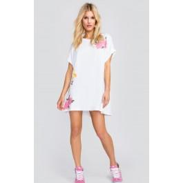 Wildfox Couture Meadow Flowers Party Doll T-shirt Dress