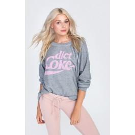 Wildfox Couture Diet Coke Sommers Sweater