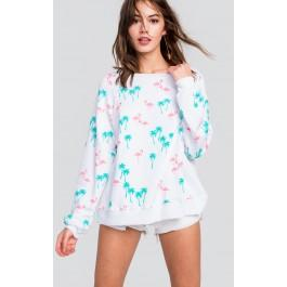 Wildfox Couture Everglades Sommers Sweater