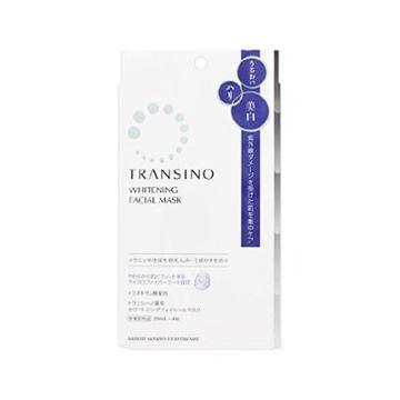 Daiichi-sankyo Transino Whitening Facial Mask 4sheets