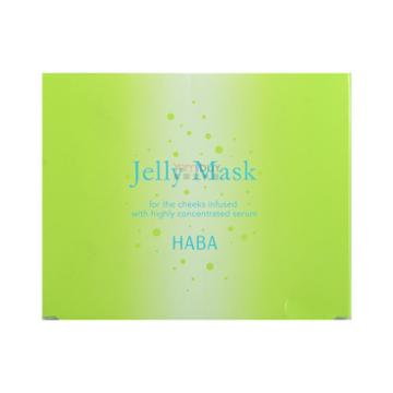 Haba Jelly Mask For Cheeks 5sets