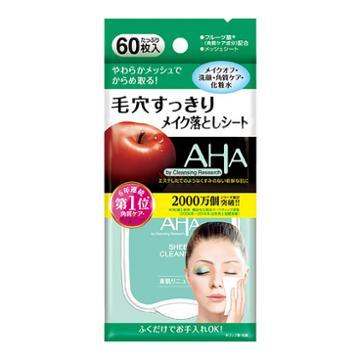 Bcl Aha Sheet Cleansers 60pcs