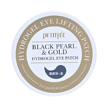 Petitfee Black Pearl Gold Hydrogel Eye Patch 60pc