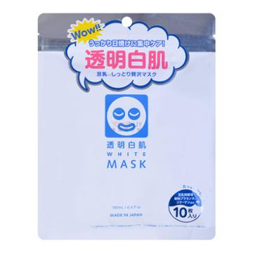 Ishizawa Lab Moisturizing Pack Face Mask 10sheets