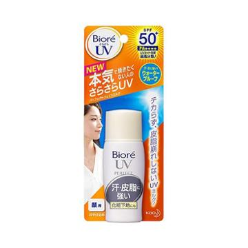 Kao Biore Uv Perfect Face Milk Sunscreen Spf50+pa++++