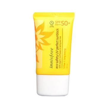 Innisfree Eco Safety Perfect Sunblock Cream