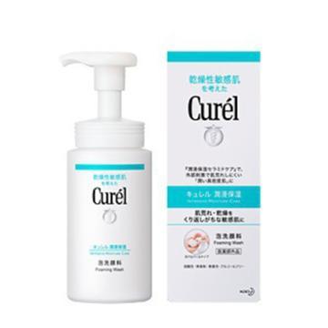 Kao Curel Foaming Wash 150ml