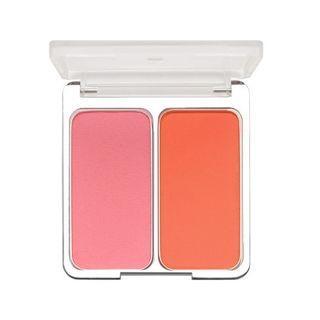 2an - Dual Cheek - 5 Colors #04 Hot Living Coral