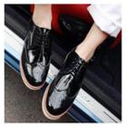 Patent Brogue Oxfords