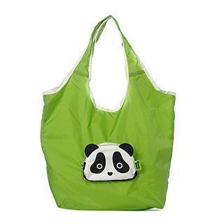 Panda Eco Bag (s) Green - S