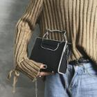 Mini Satchel With Pouch