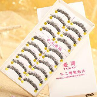 False Eyelashes #xsr13 As Shown In Figure - One Size