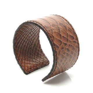 Genuine Leather Bangle