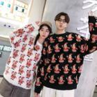 Couple Matching Santa Claus Sweater
