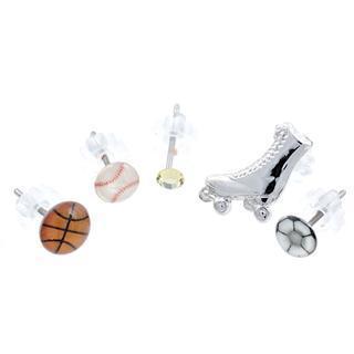 I Love Sport Earrings