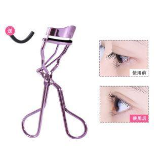 Eyelashes Curler Purple - One Size