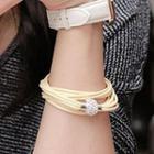 Rhinestone Multi-strand Bracelet