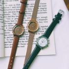 Round Bracelet Watch / Strap Watch
