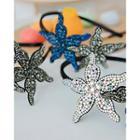 Swarovski Starfish Hair Band