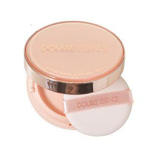 Tonymoly - Double Essence Collagen Cover Balm - 2 Colors #01 Skin Beige