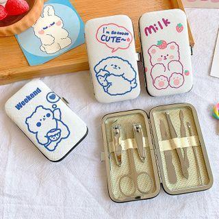 Set : Animal Manicure Kit