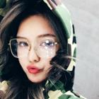 Metal Squard Glasses