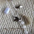 Little Pigeon Pearl Necklace