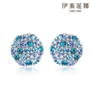 Swarovski Elements Crystal Ear Studs