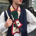 Christmas Pattern Scarf As Shown In Figure - One Size