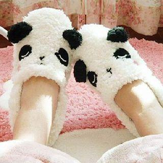 Furry Slippers (various Slippers)