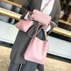 Set: Pouch + Shoulder Bag + Crossbody Bag