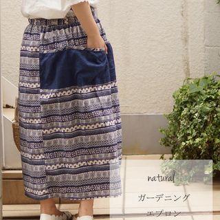 Bohemian Patterned Skirt