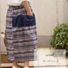 Bohemian Patterned Skirt