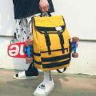 Skateboard Oxford Backpack
